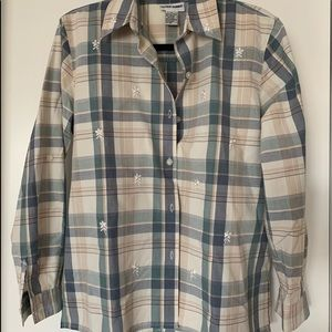 ALFRED DUNNER Flannel